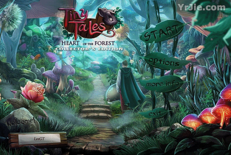 Tiny Tales: Heart of the Forest Collector's Edition Review