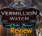 vermillion watch: order zero collector's edition review