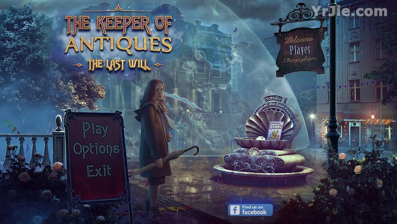 the keeper of antiques: the last will review screenshots 3