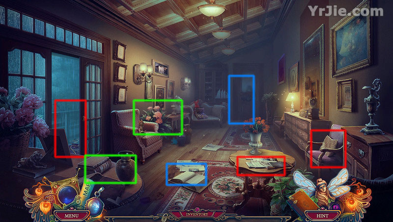 the keeper of antiques: the last will collector's edition walkthrough screenshots 3