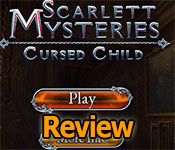 scarlett mysteries: cursed child review