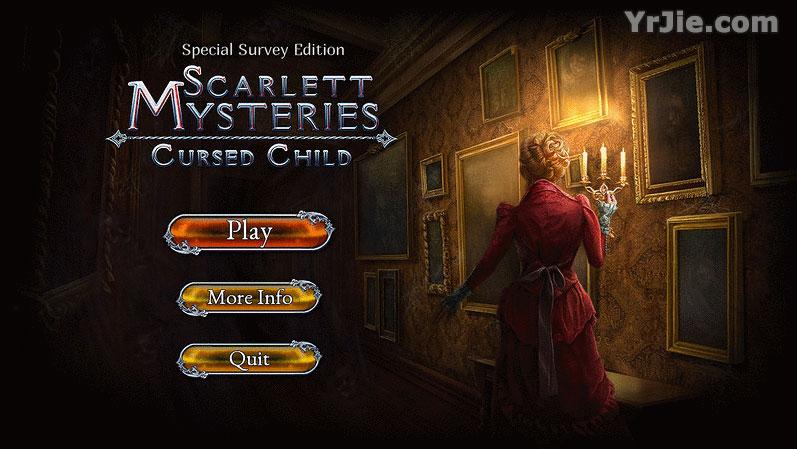 scarlett mysteries: cursed child review screenshots 3