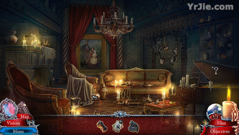 scarlett mysteries: cursed child collector's edition review screenshots 1