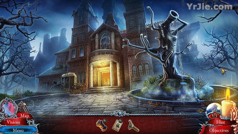 scarlett mysteries: cursed child collector's edition review screenshots 2