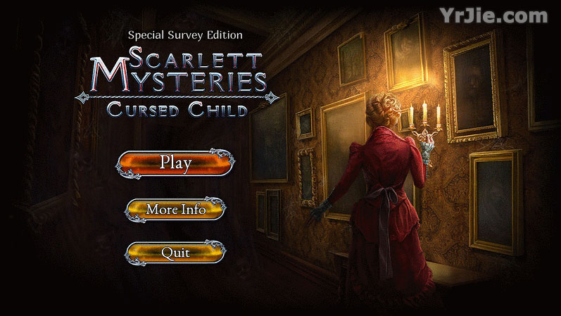 scarlett mysteries: cursed child collector's edition review screenshots 3