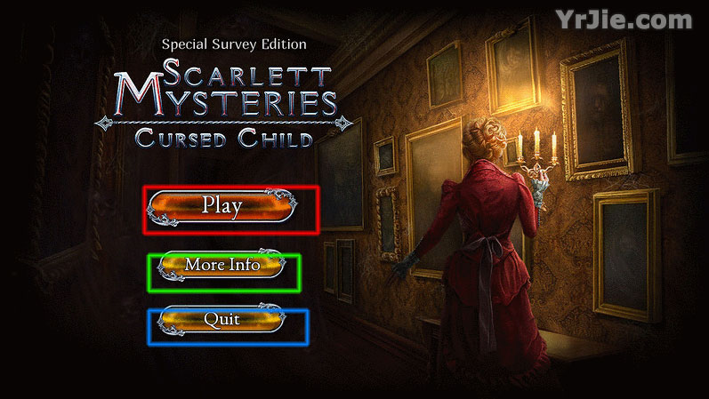 scarlett mysteries: cursed child walkthrough