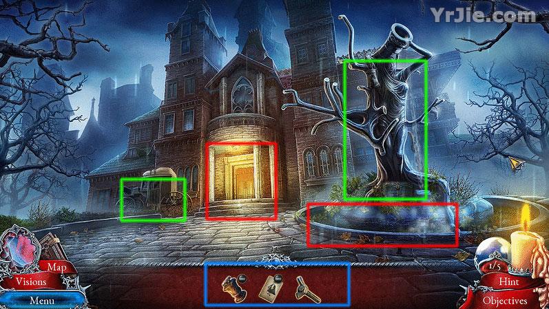 scarlett mysteries: cursed child collector's edition walkthrough screenshots 2