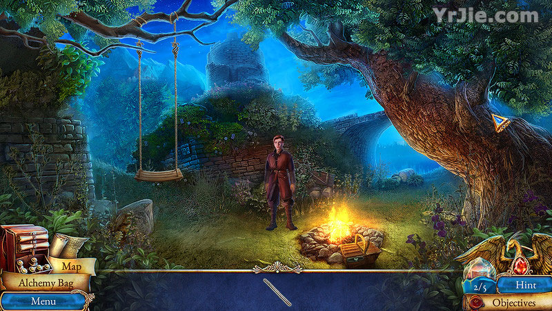 lost grimoires 3: the forgotten well collector's edition screenshots 1