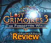 Lost Grimoires: The Forgotten Well Review game feature image
