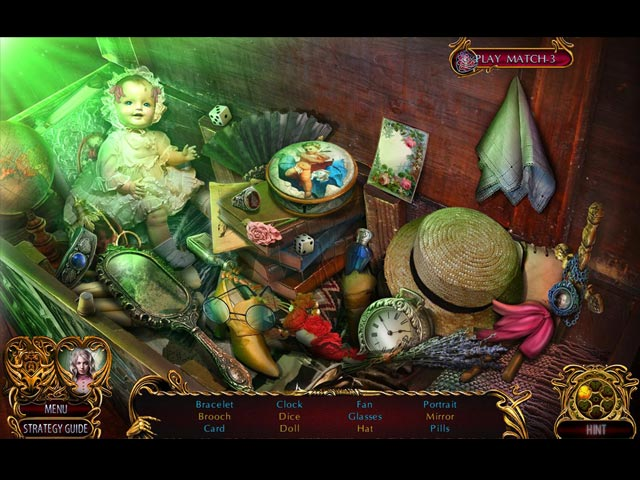 dark romance: the monster within collector's edition screenshots 2