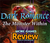 Dark Romance: The Monster Within Collector's Edition Review game feature image