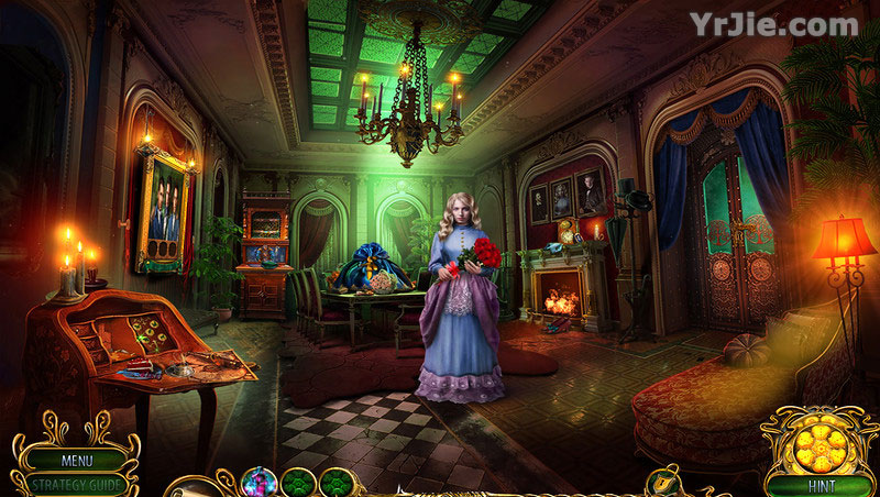 dark romance: the monster within collector's edition review screenshots 1