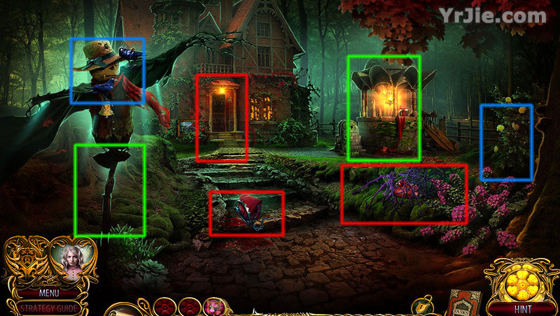 dark romance: the monster within walkthrough screenshots 2