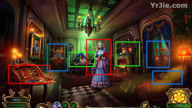 dark romance: the monster within walkthrough screenshots 3