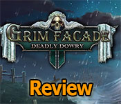 Grim Facade: A Deadly Dowry Review game feature image