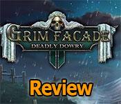 Grim Facade: A Deadly Dowry Review