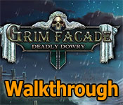 Grim Facade: A Deadly Dowry Walkthrough game feature image