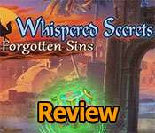 whispered secrets: forgotten sins review