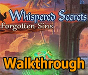 Whispered Secrets: Forgotten Sins Collector's Edition Walkthrough game feature image