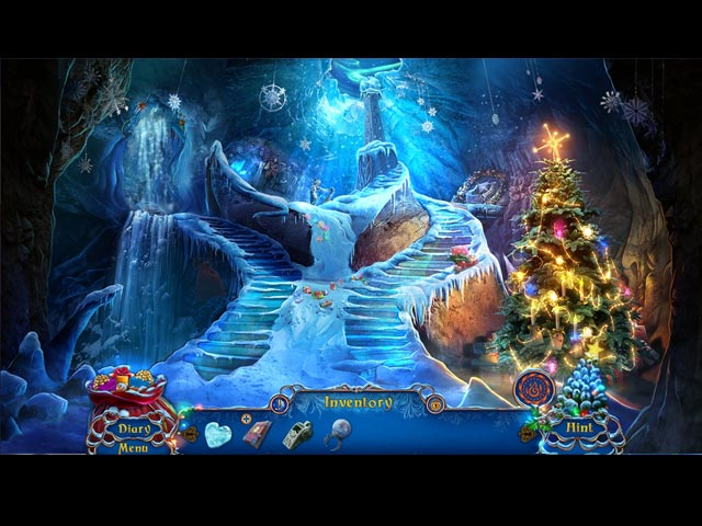 yuletide legends: frozen hearts screenshots 1