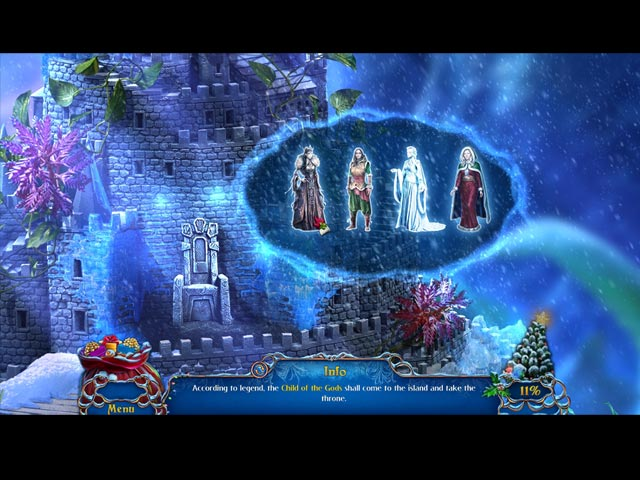 yuletide legends: frozen hearts screenshots 3
