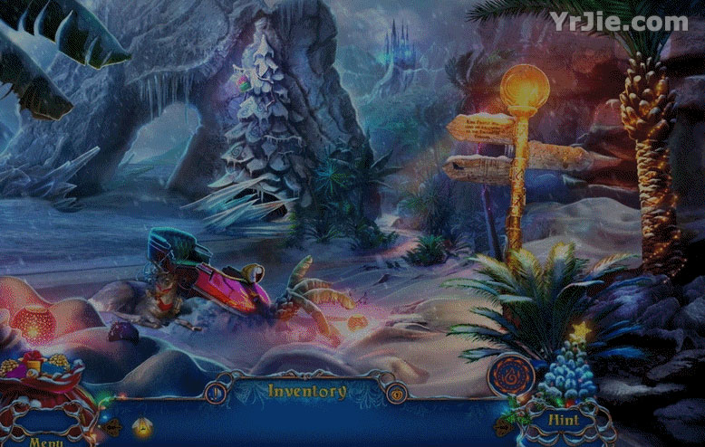 yuletide legends: frozen hearts collector's edition review screenshots 10