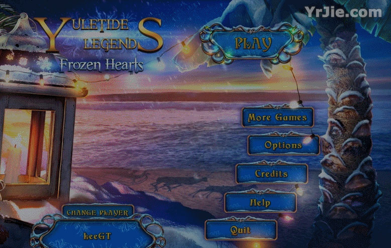 yuletide legends: frozen hearts collector's edition review screenshots 2