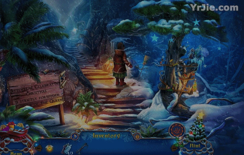 yuletide legends: frozen hearts collector's edition review screenshots 9