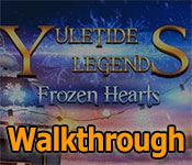 Yuletide Legends: Frozen Hearts Walkthrough game feature image