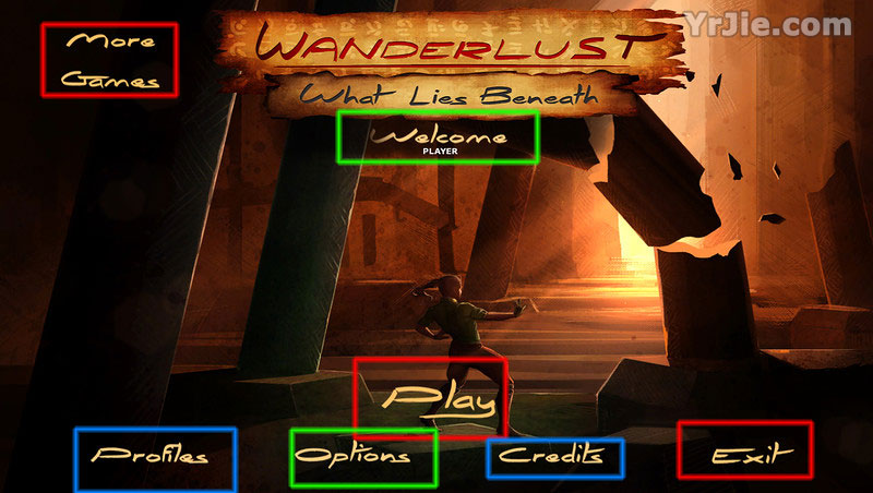 wanderlust: what lies beneath collector's edition walkthrough screenshots 1