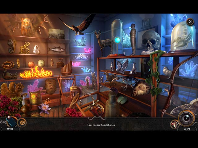fright chasers: dark exposure collector's edition screenshots 2