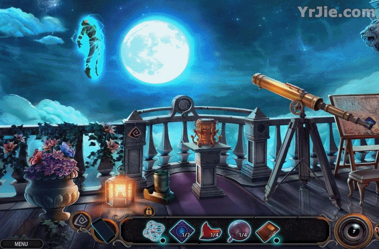 fright chasers: dark exposure collector's edition review screenshots 2