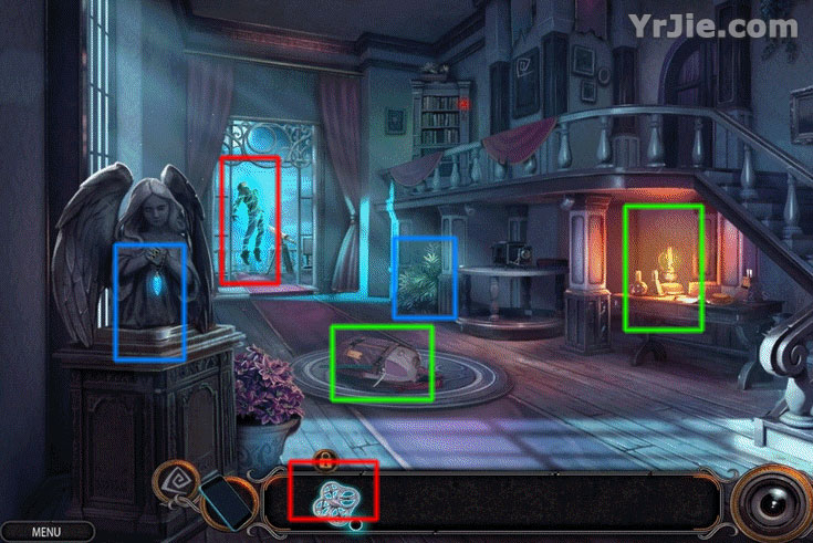 fright chasers: dark exposure collector's edition walkthrough screenshots 2