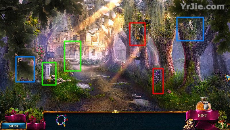 deadly secrets: the voodoo baron walkthrough screenshots 2