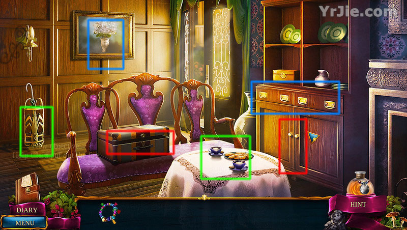 deadly secrets: the voodoo baron collector's edition walkthrough