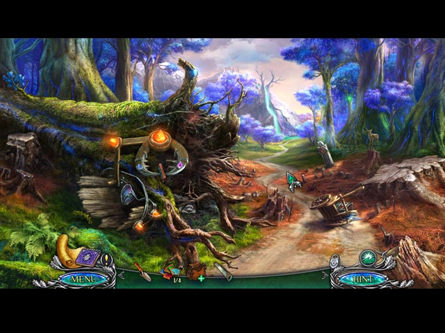dreampath: guardian of the forest collector's edition screenshots 1