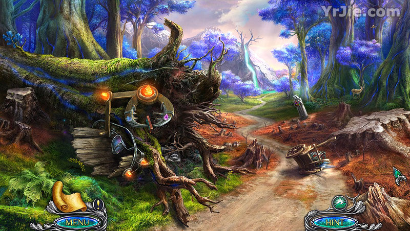 dreampath: guardian of the forest review screenshots 2