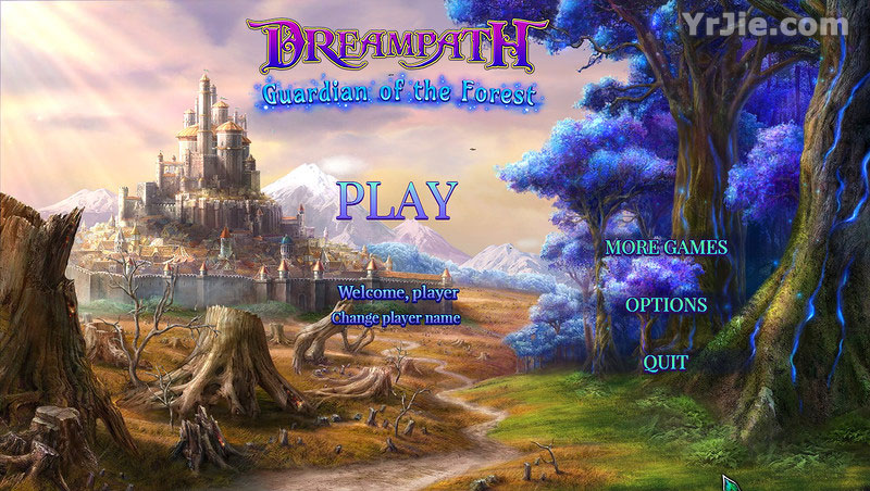 dreampath: guardian of the forest collector's edition review