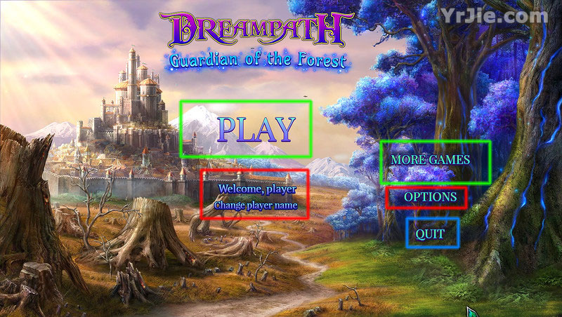 dreampath: guardian of the forest collector's edition walkthrough