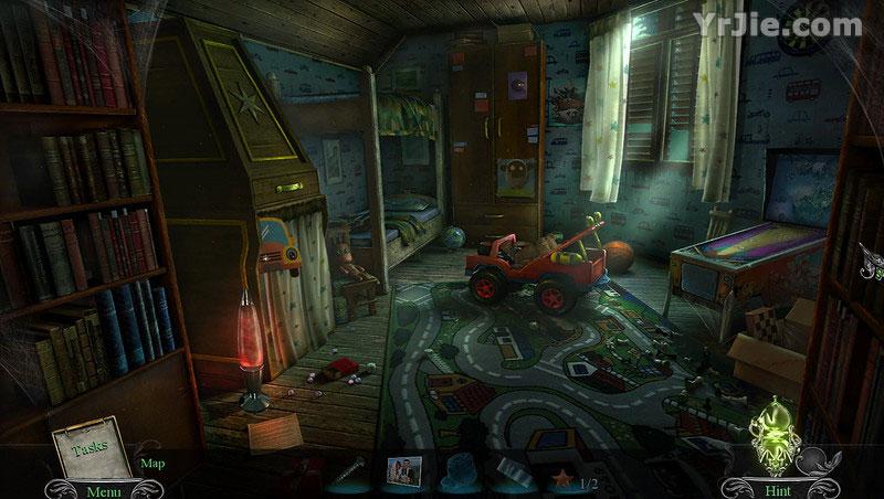 phantasmat: insidious dreams collector's edition review screenshots 2