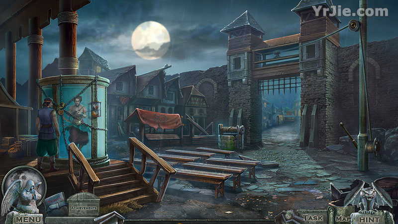 redemption cemetery: one foot in the grave collector's edition review screenshots 2