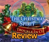 The Christmas Spirit: Trouble in Oz Review