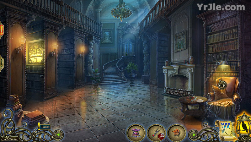 dark tales: edgar allan poes morella collector's edition screenshots 4