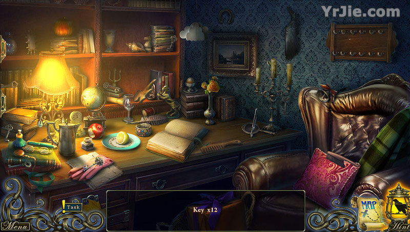 dark tales: edgar allan poes morella review screenshots 11