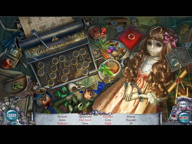 puppetshow: poetic justice collector's edition screenshots 2