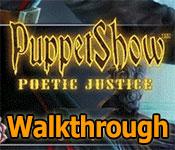 puppetshow: poetic justice collector's edition walkthrough