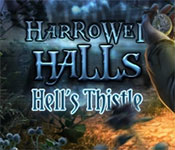 harrowed halls: hells thistle