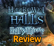 Harrowed Halls: Hells Thistle Review