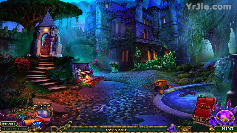 enchanted kingdom: a strangers venom collector's edition screenshots 2