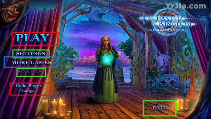 enchanted kingdom: a strangers venom collector's edition walkthrough screenshots 1